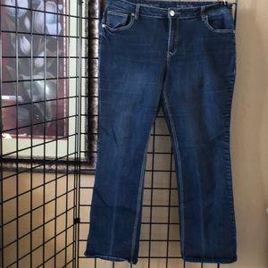 Avenue Demin Jeans
